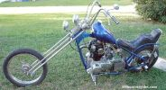 Blue XS Chopper