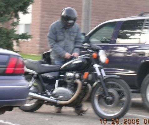 Click to view full size image  ==============  Last ride of the year '05