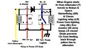 Safety Relay Wiring Diagram - XS650H Safety Relay