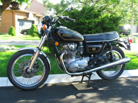 Click to view full size image  ==============  1978 XS650 Original Canadian version '78