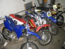 The rest of the mini-moto colection