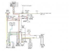 gy6 8 coil stator wiring diagram electrical and electronic diagram