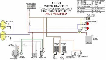 650 Rider > > xs650 > > Motorcycle Systems > > Electrical ... on xj750 wiring diagram, xs400 wiring diagram, cb750 wiring diagram, xs1100 wiring diagram, xv535 wiring diagram, it 250 wiring diagram, yz426f wiring diagram, xt350 wiring diagram, xj550 wiring diagram, xs360 wiring diagram, fj1100 wiring diagram, xj650 wiring diagram, chopper wiring diagram, xs850 wiring diagram, xvs650 wiring diagram, xvz1300 wiring diagram, virago wiring diagram, xv920 wiring diagram, fz700 wiring diagram, yamaha wiring diagram,